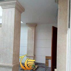 Trụ Cổng Ốp Đá Granite