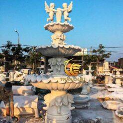 Đài Phun Nước Tượng Thiên Thần