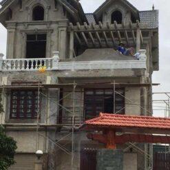 Lan Can Mỹ Thuật Đẹp Cho Biệt Thự Villa