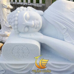 Mẫu Đức Phật Nhập Niết Bàn Đá Mỹ Nghệ