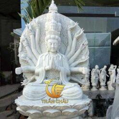 Phật Bà Ngàn Mắt Ngàn Tay Đế Bát Giác