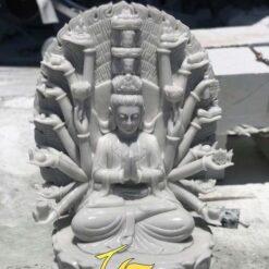 Phật Bà Nghìn Mắt Nghìn Tay Đá Tự Nhiên