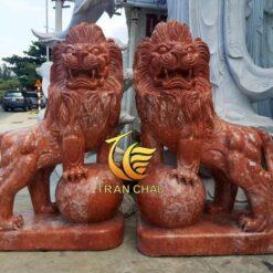 Sư Tử Phong Thủy Đẹp Tại Hà Nội