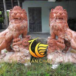 Sư Tử Việt Nam Đá Mỹ Nghệ Non Nước