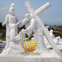 Tượng 14 Đàng Thánh Giá Đẹp Tại Vũng Tàu