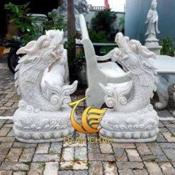 Tượng Cá Chép Đá Ninh Bình