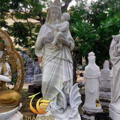 Tượng Đức Mẹ Ban Ơn Đẹp Tại Đà Nẵng