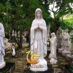 Tượng Đức Mẹ Hòa Bình Đá Đẹp Tại Hcm