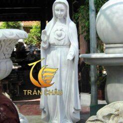 Tượng Đức Mẹ Maria Đẹp Tại Hcm