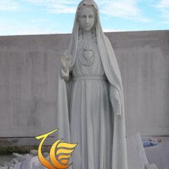 Tượng Đức Mẹ Sầu Bi Giá Rẻ Đá Đẹp
