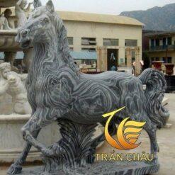 Tượng Ngựa Đá Mỹ Nghệ Non Nước Đà Nẵng