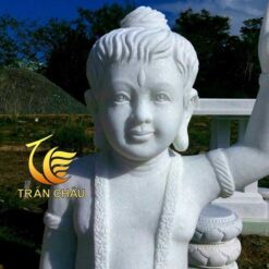 Tượng Phật Đản Sanh Đá Sa Thạch