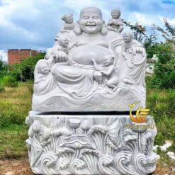 Tượng Phật Di Lặc Đá Mỹ Nghệ
