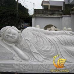 Tượng Phật Nhập Niết Bàn Cho Chùa