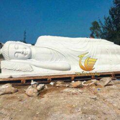 Tượng Phật Nhập Niết Bàn Đá Giá Rẻ