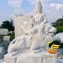 Tượng Phật Văn Thù Sư Lợi Bồ Tát Đẹp