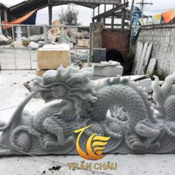 Tượng Rồng Đá Phong Thủy Đẹp