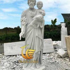 Tượng Thánh Giuse Đá Đẹp Tại Hcm