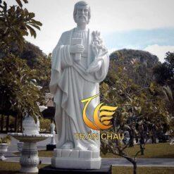 Tượng Thánh Giuse Đá Trắng Ngũ Hành Sơn
