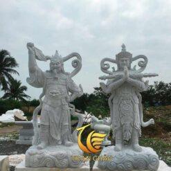 Tượng Tiêu Diện Đá Nguyên Khối Tại Hà Nội