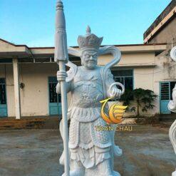 Tượng Tứ Đại Thiên Vương Đá Ninh Bình