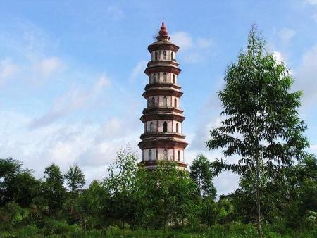 Tháp Văn Xương Ở Trung Quốc
