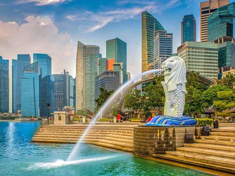 Sư Tử Biển Singapore