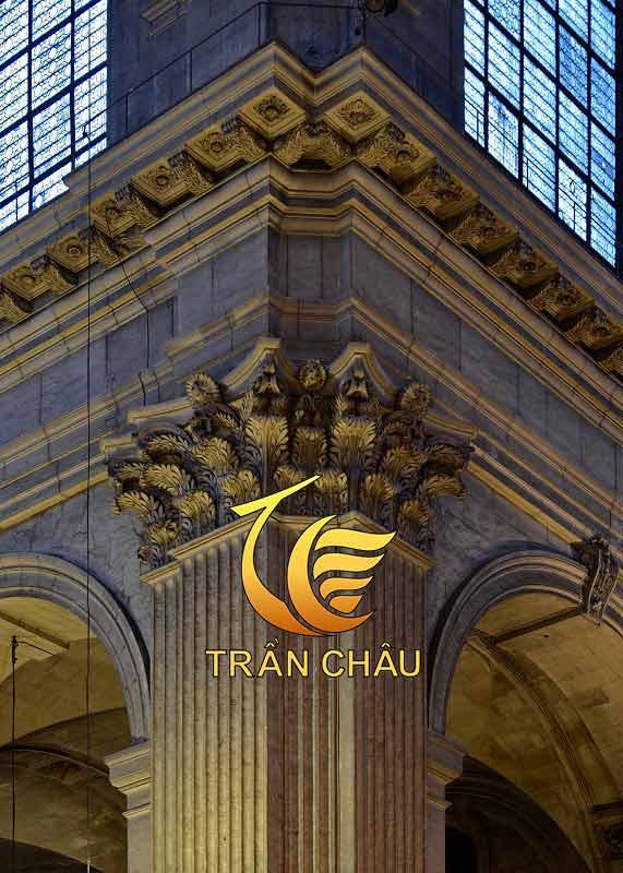 Cột Đá Pilaster